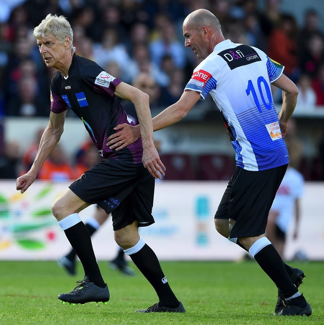 FOOTBALL  Arsene Wenger